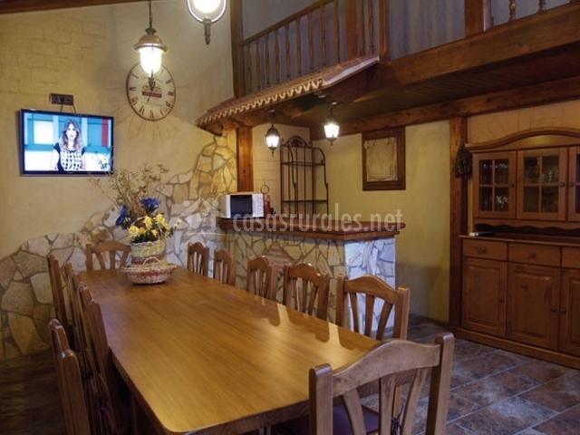 El rinc n de salamanca apartamentos rurales en pe aranda - Fotos de bodegas en casas particulares ...
