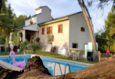Casa Les Garroferes - Chiva, Valencia
