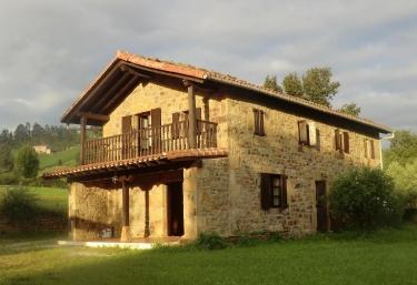 La Casa del Campizo - Lierganes, Cantabria