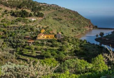 Las Casas del Chorro - Agulo, La Gomera