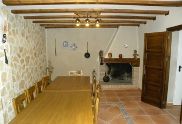 Casa Paula I - Zarzuela Del Monte, Segovia