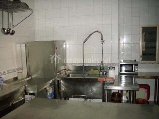 Casa alval en villacastin segovia for Grifo cocina extensible