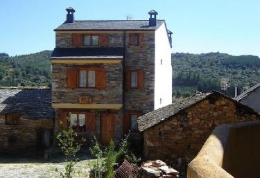 Casa rural El Acebo - Valle De Finolledo, León