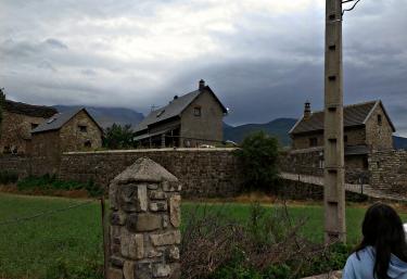 La casa de Luis - Castiello De Jaca, Huesca