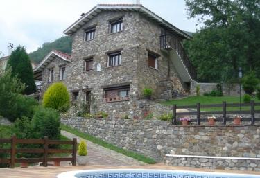 Apartamentos y Cabañas El Cigal - Caloca, Cantabria