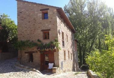 La Casa de los Moyas  - Olba, Teruel