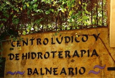 Hotel Balneario Parque de Cazorla - Arroyo Frio, Jaén