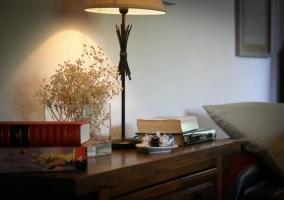 Escritorio habitación