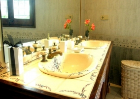 Baño y su decoración