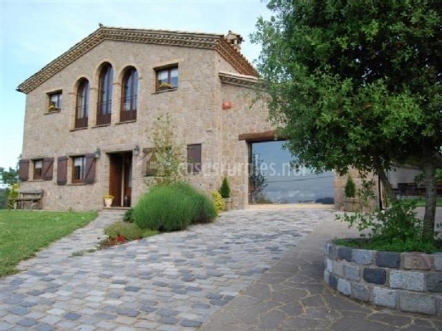 La rabassola casas rurales en sobremunt barcelona - Casas rurales bcn ...