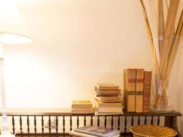 Dormitorio de matrimonio con sus detalles