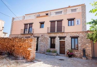 Casa Rural Mas de Roures - Vall D'alba, Castellón