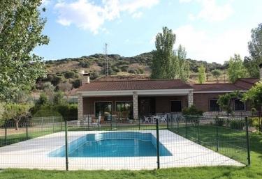 Casa Rural Vía Verde del Tajuña - Perales De Tajuña, Madrid