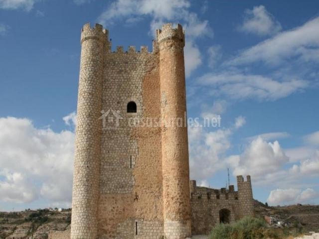 Castillo Alcala del Júcar