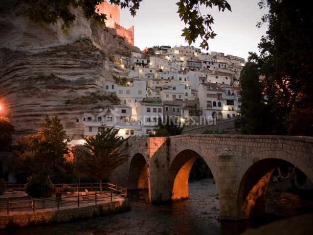 Puente romano de Alcala del Júcar