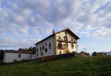 Bergaranea - Larrainzar/larraintzar, Navarra