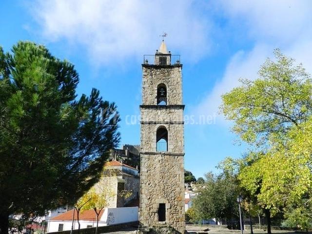 Casa navafr a en montanchez c ceres - Montanchez casa rural ...