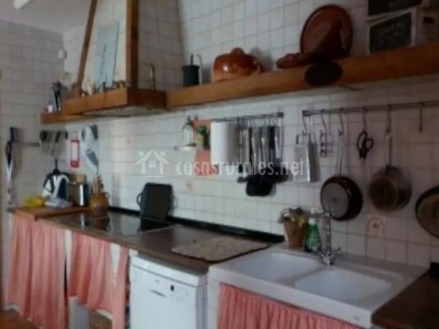 Casa vargas en pedrezuela madrid for Utensilios cocina madrid