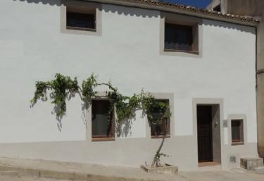 Casa rural El Rincón de la Olvido - Vellisca, Cuenca