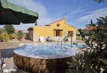 Casa Rural El Chaparral - Moratalla, Murcia