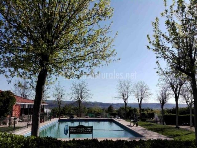 La toscana casas rurales en colmenar de oreja madrid - Casas rurales madrid con piscina ...