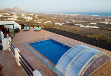 Casa Tinasoria - Roque del Este - Tias, Lanzarote