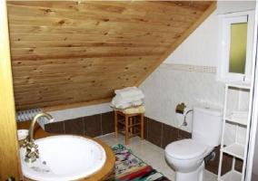 Equipamiento del baño