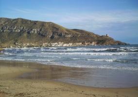 Playa en Mazarrón
