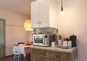 Cocina y detalles