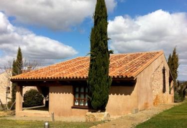 Finca El Cortiñal- Casa Sola - Valencia De Alcantara, Cáceres