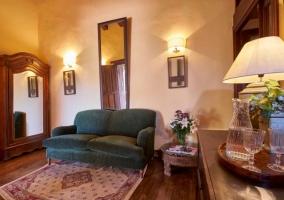 Junior Suite con espacio de descanso