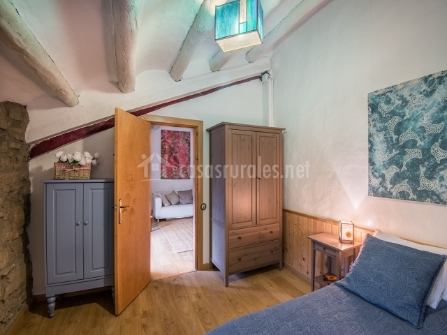 Dormitorio y armarios
