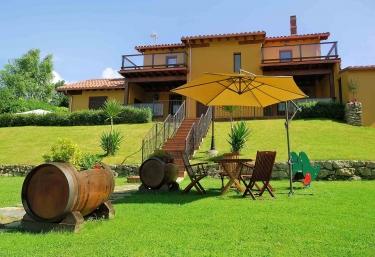 Apartamento Verde - Apartamentos Viñas  - Queveda, Cantabria