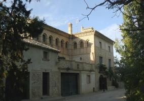 Torre de Campos. Vivienda principal