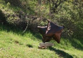 Escultura del Valle de los sueños
