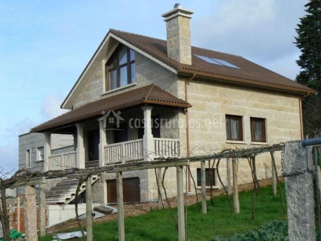 Casa rural antoxos en cambados pontevedra - Casa rural cambados ...