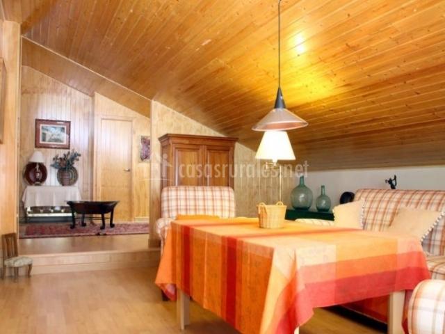 Casa acogedora alborada en almodovar del rio c rdoba - Muebles salita de estar ...