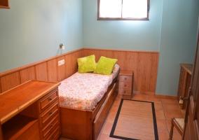 Dormitorio apart. 1