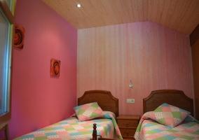 Dormitorio doble apart. 3