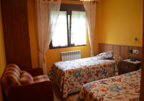 Dormitorio doble apart.2