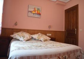 Dormitorio doble apart. 2