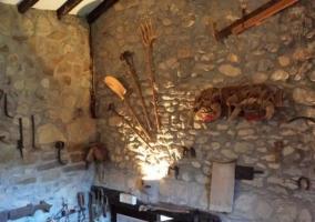 Cocina con encimera de granito