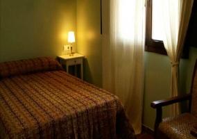 Habitación Viborera cama de matrimonio
