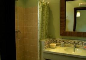 Baño Viborera con ducha