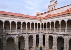 Convento en Calera de León