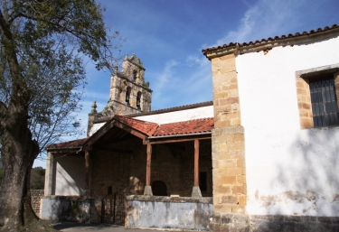 Church of Tezanos