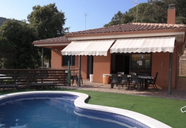 Villa Tres Turons - Arenys De Mar, Barcelona