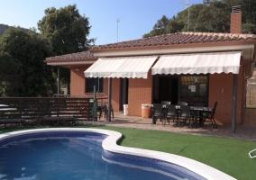 Villa Tres Turons