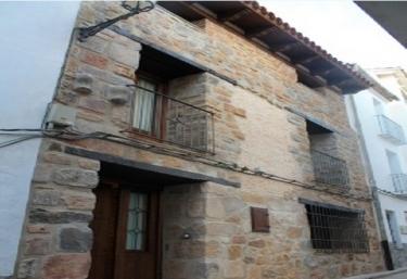 Casa Domingo - Manzanera, Teruel