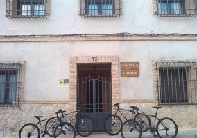 Casa-rural Santa Rita